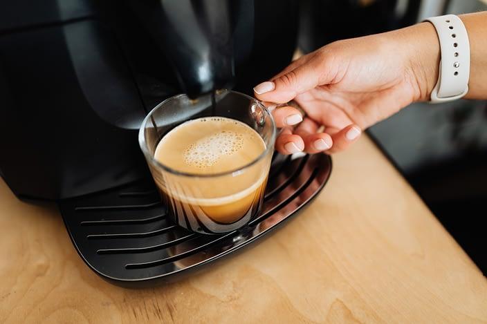 kawa przed angielskim to podstawa