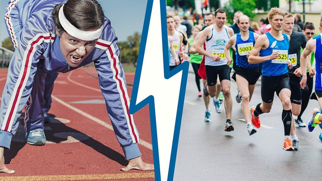 cel językowy - droga do jego osiągnięcia to bardziej maraton niż sprint