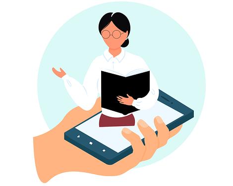Nauka języka angielskiego online - do nauki wystarczy Ci twój telefon i internet