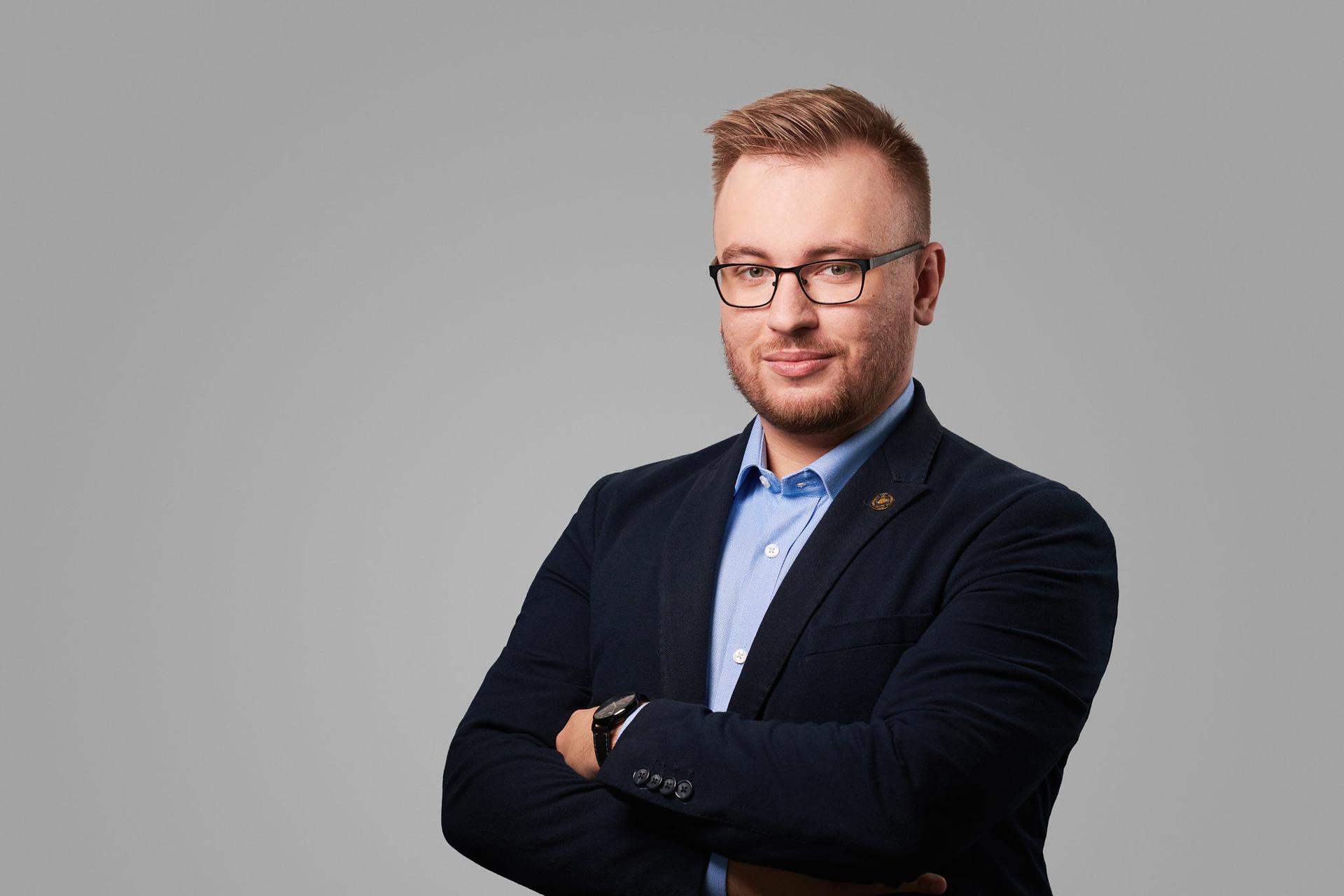 Paweł Polejowski - Trener Języka Angielskiego